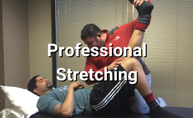 Professional Stretching
